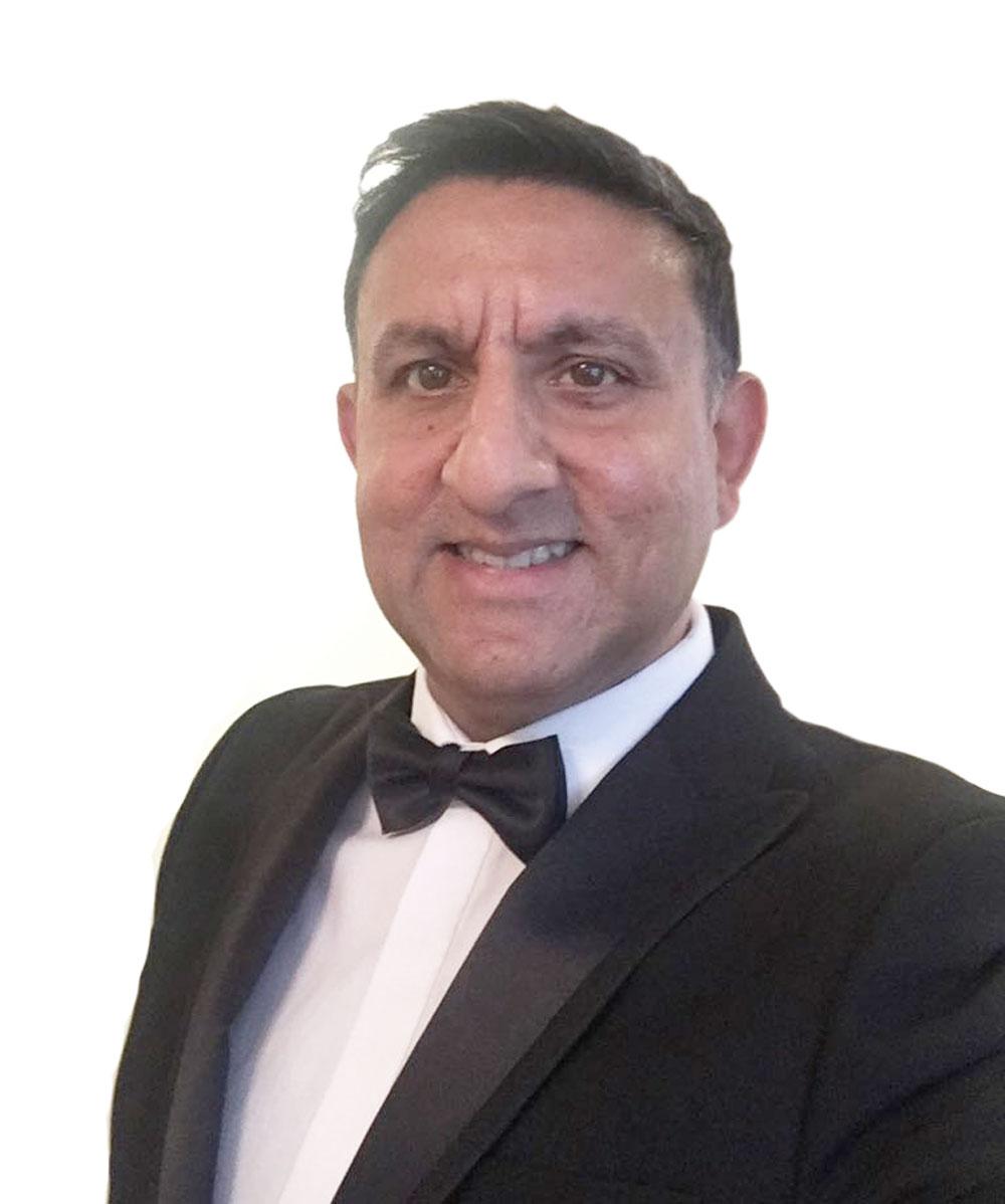 Sunil Bali – Commercial Director (MENA Region)